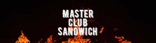 Master Club Sandwich la nuova food challenge Greenwich!